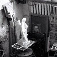 11 - мастерская, купить скульптуру в Киеве, мрамор, надгробие, бронза, скульптура на заказ, скульптор Василий Корчевой