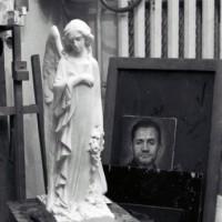 13 - мастерская, купить скульптуру в Киеве, мрамор, надгробие, бронза, скульптура на заказ, скульптор Василий Корчевой