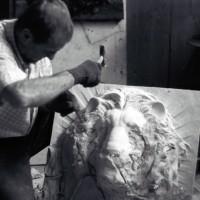 17 - мастерская, купить скульптуру в Киеве, мрамор, надгробие, бронза, скульптура на заказ, скульптор Василий Корчевой