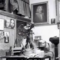3 - мастерская, купить скульптуру в Киеве, мрамор, надгробие, бронза, скульптура на заказ, скульптор Василий Корчевой