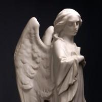102_kupit_skulpturu_angel_mramor_2011_skulptor_Vasilij_Korchevoj